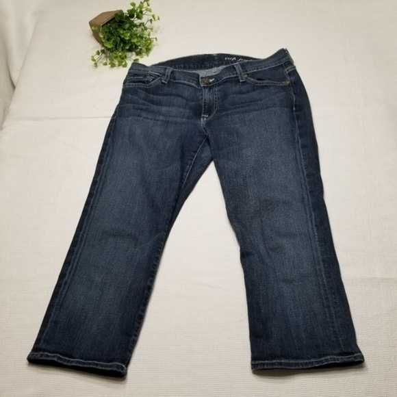 7 For All Mankind Denim - 3/$30 7 Size 28 Crop Josefina Skinny Boyfriend EE6